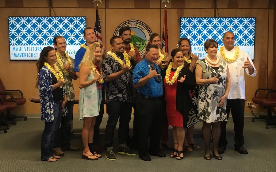 Maui Mavericks PR Campaign 2016 2017 | Maui Maverick