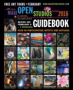 2017 Maui Open Studios
