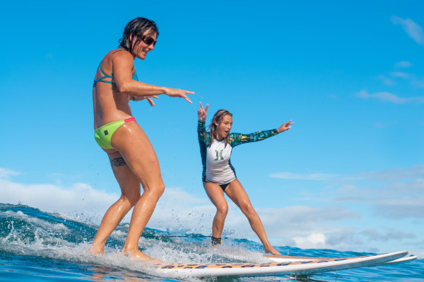 Raye Katt Surf Tips
