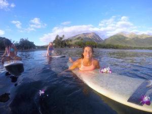 kiki martins maui surf coach summer camp staff 2017