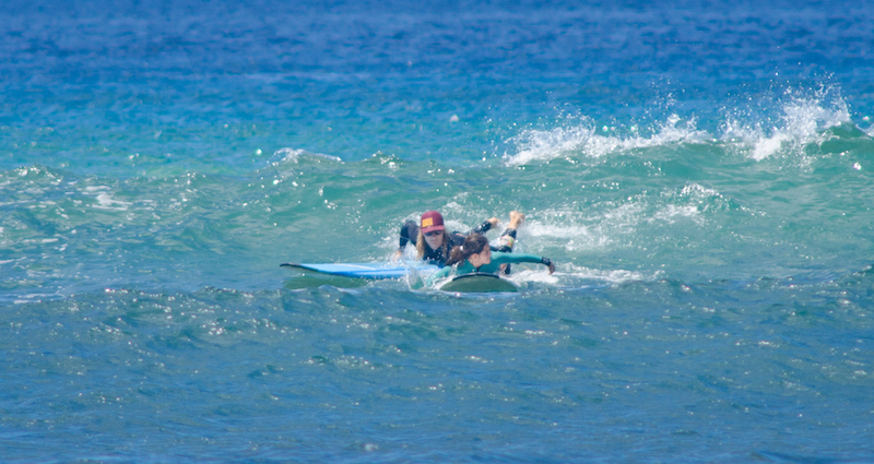 maui surf lessons | reef Safe Maui