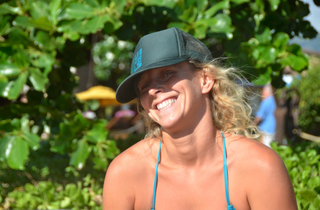 Kelly KK Kaspar Women's Surf Camp Camp Counselors Camp Staff 2016