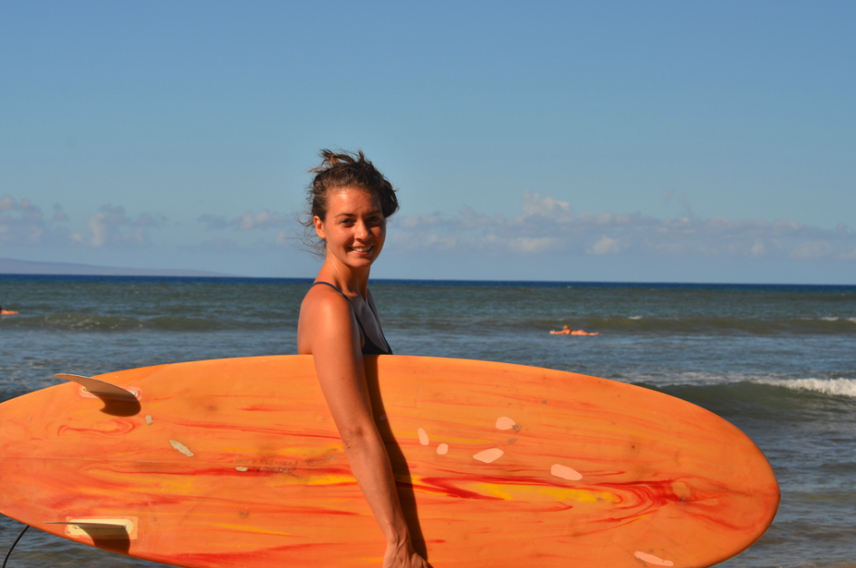 Kelly KK Kaspar Women's Surf Camp Camp Counselors Camp Staff 2016 summer surf camp