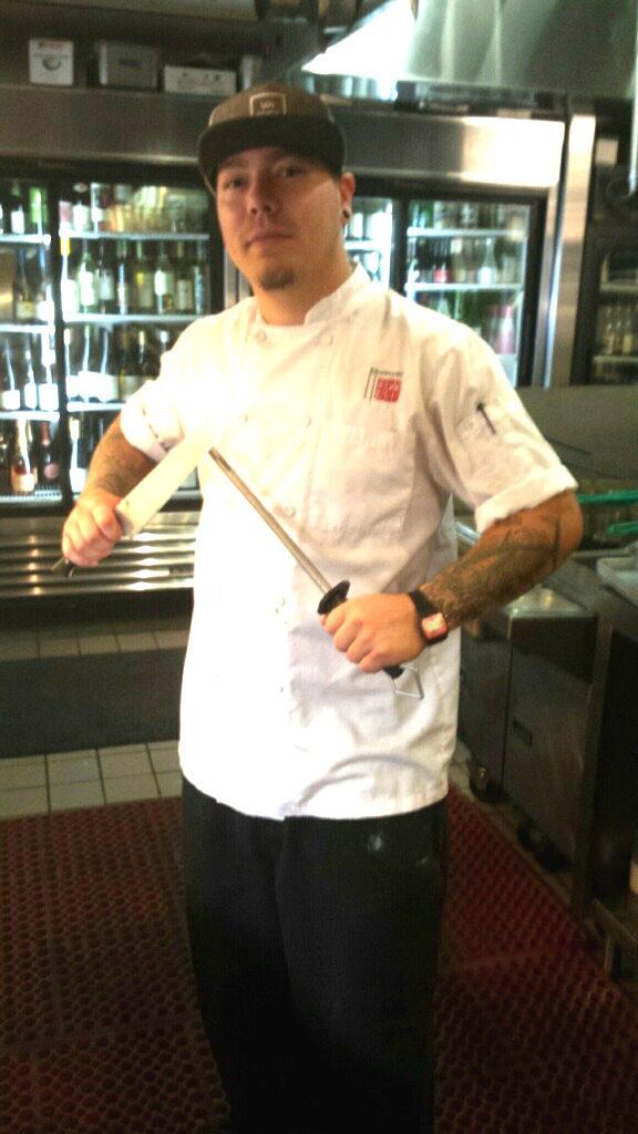 Camp Chef Chef Lucas