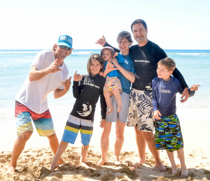 Maui Family Surf Lessons