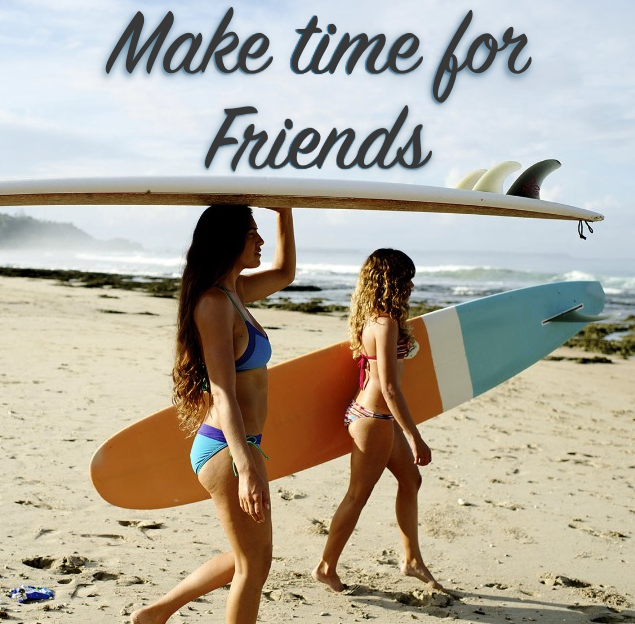 New Years Resolutions - Kelly Potts - Surfer Girl Friends - Surf Camp New Years Resolution - Kelly Potts - Surfer Girl Friends - Surf Camp