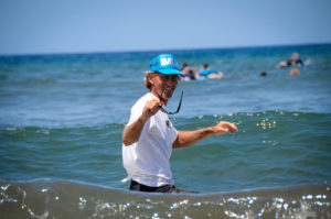 sharky maui maui surf instructor