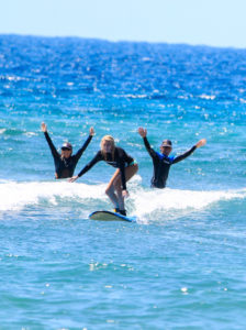 maui surf lesson | lahaina surf lesson
