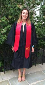 Sophia Liebman Summer Camp Graduates