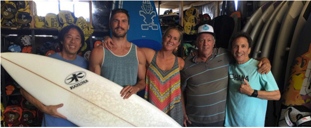 best surf shop maui