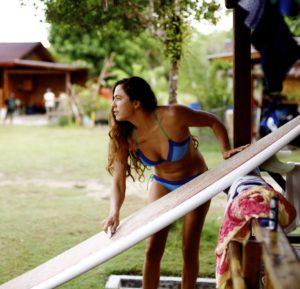 Kelly Potts Prana Maui