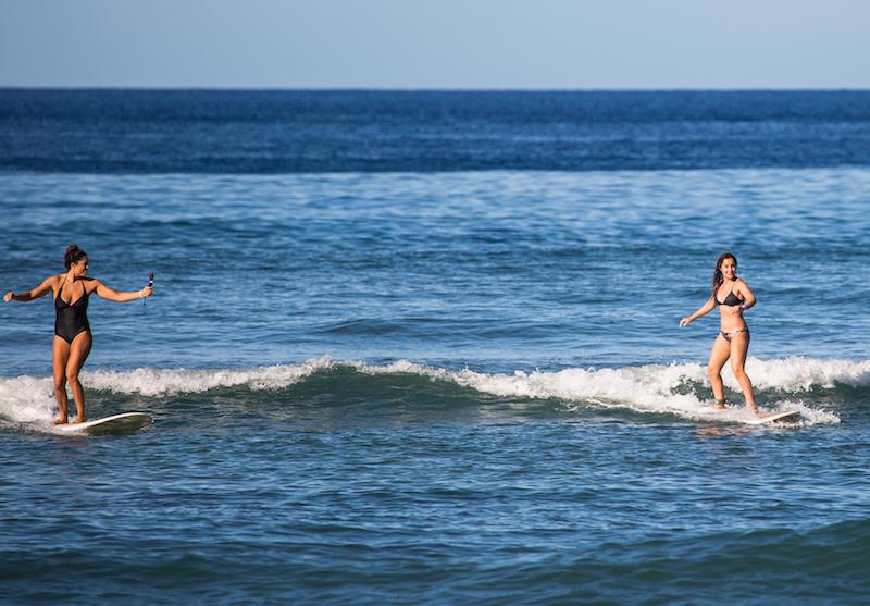 Week 2 Photos Maui Surfer Girls