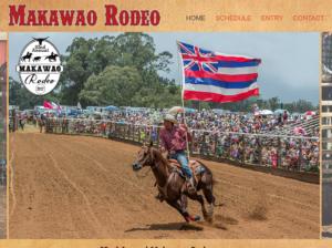 Maui Rodeo 2018