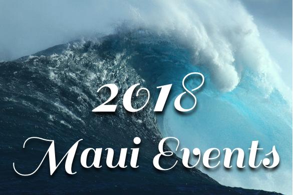 Maui Events 2018