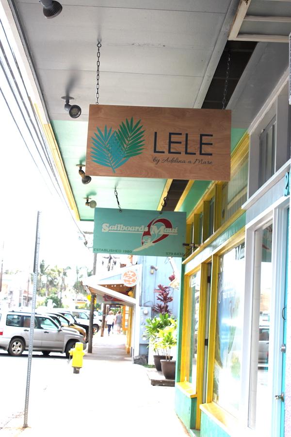 Lele - Maui Surfer Girls