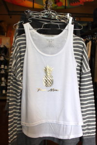 Paia Pineapple Tank Shirt