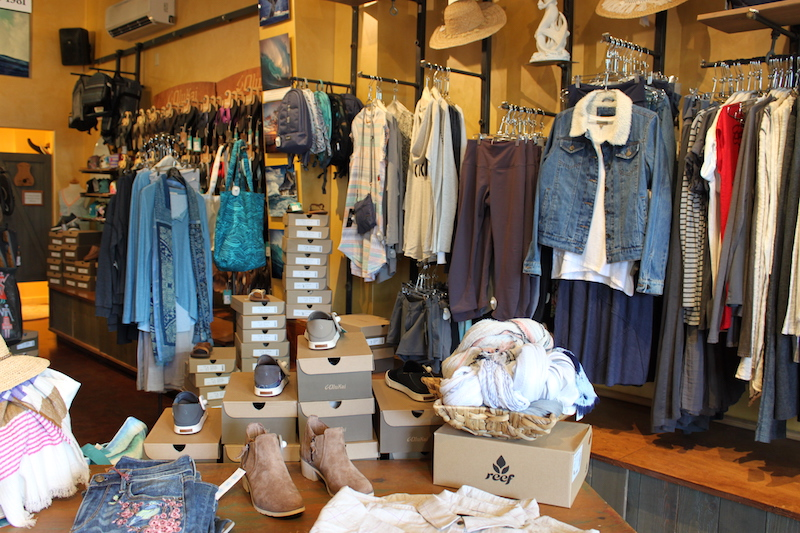 clothes at simmer Hawaii paia