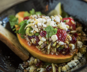 Fork and Salad Vegetarian Meals Maui 2018