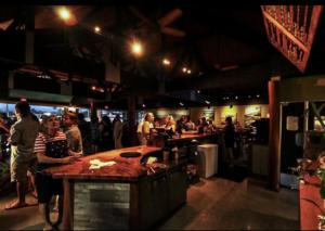 Nalu's Maui vegetarian entrees 2018