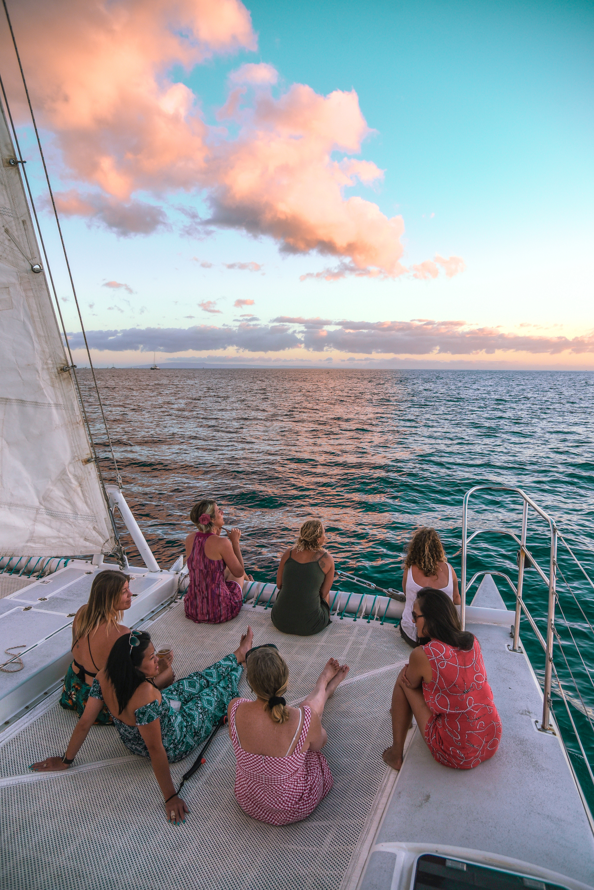 Sail Maui Boat Trip Sunset Cruise
