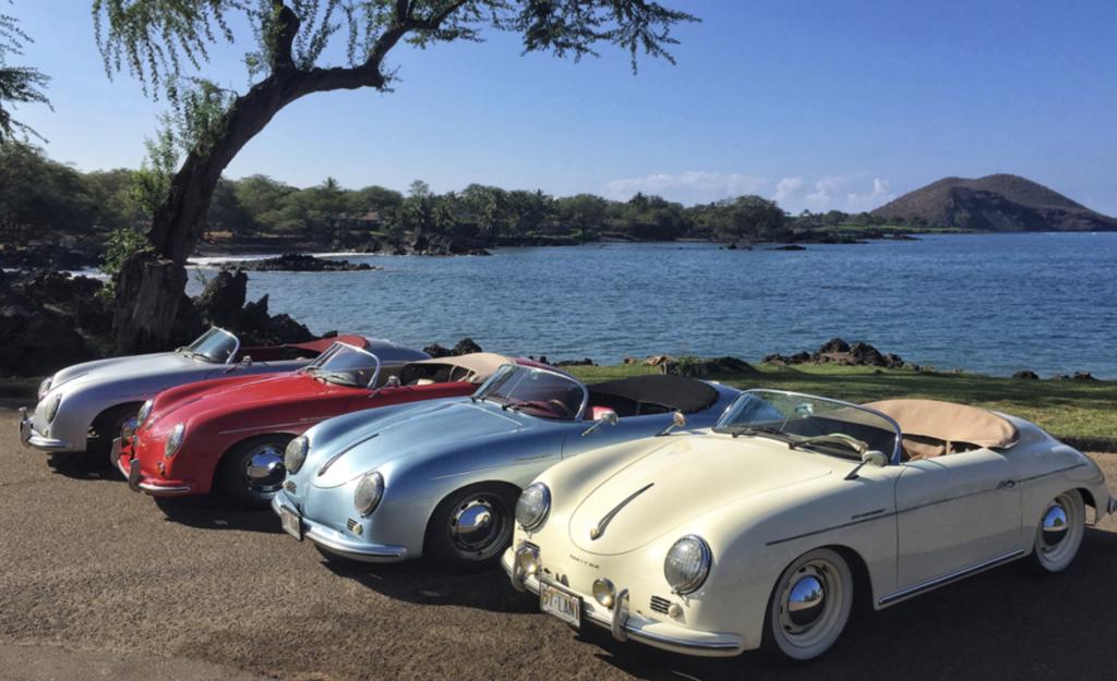 Maui Roadsters Porsche Car Rental