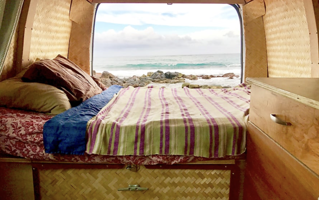 maui camper van rental