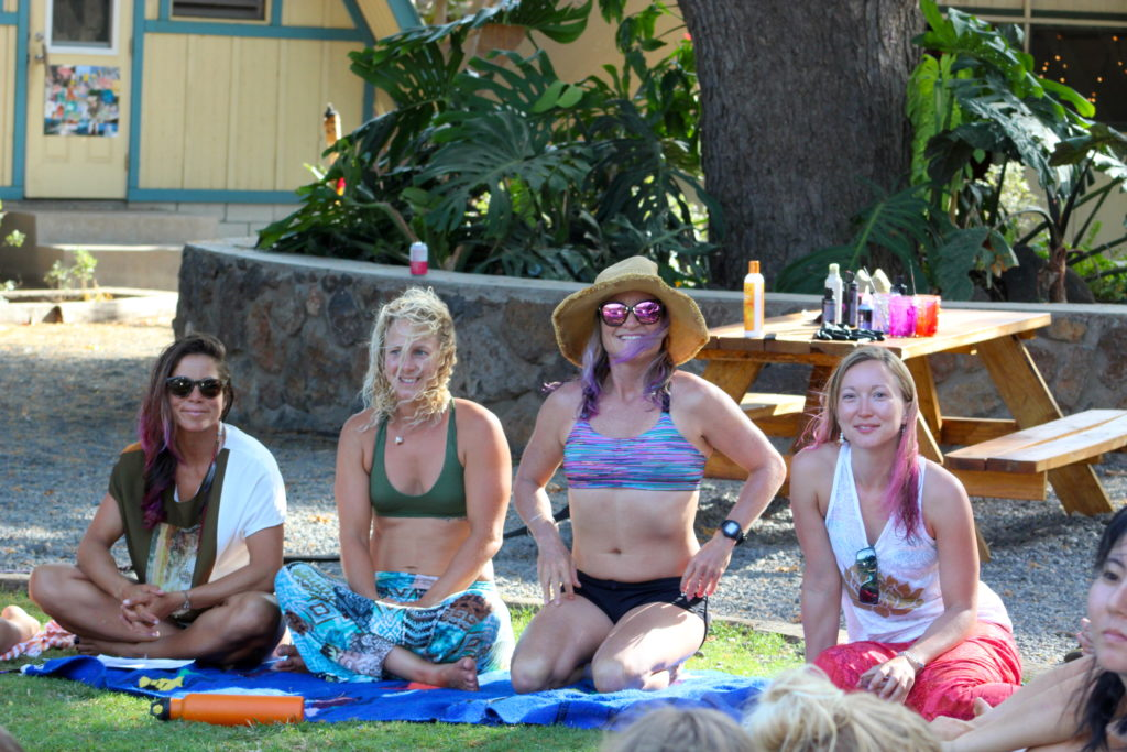 meet the surf camp staff