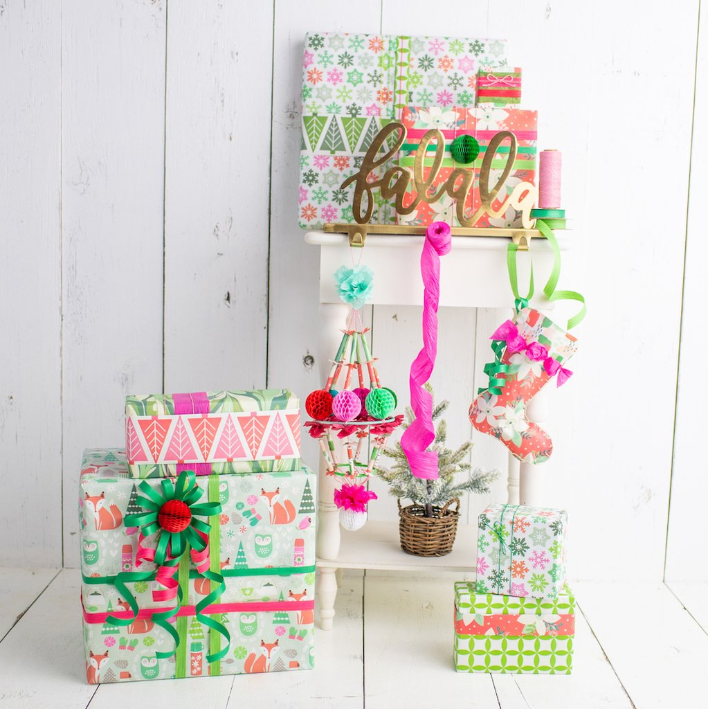Wrappily eco friendly wrapping paper
