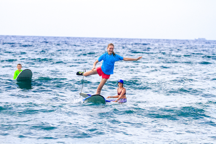 surf wipeout surf lesson surf school 2019