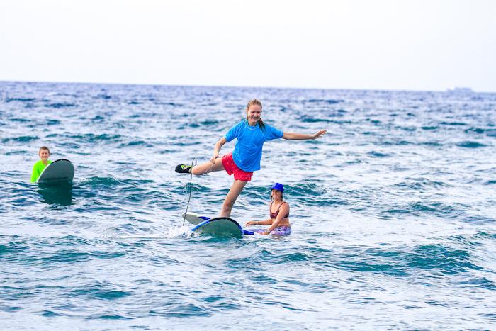 Hilarious Wipeout Shots Maui Surfer Girls