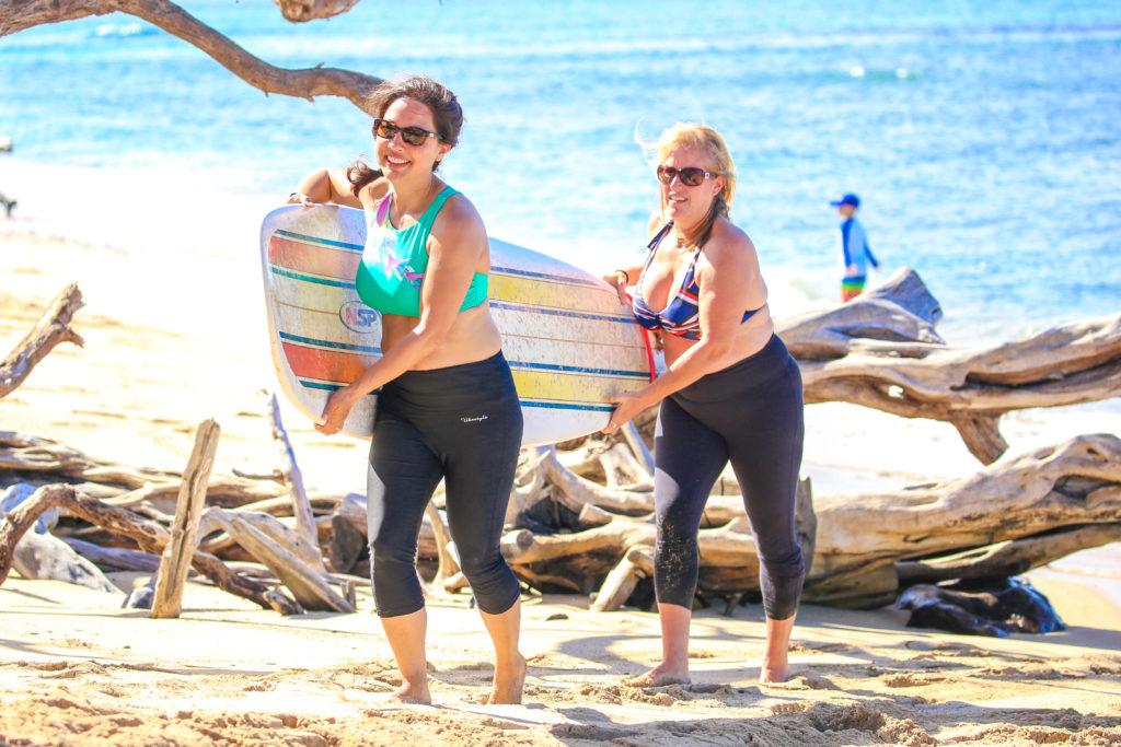 surfboard carry longboard