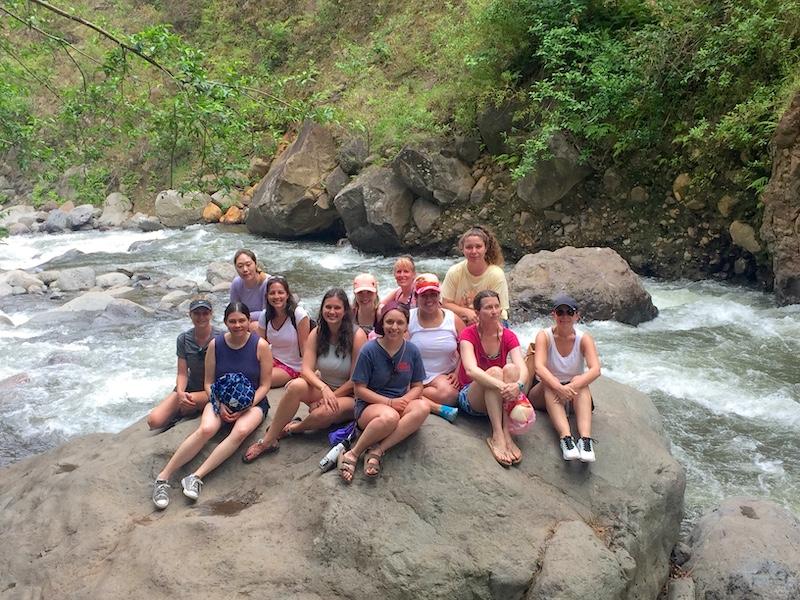Ian valley hike