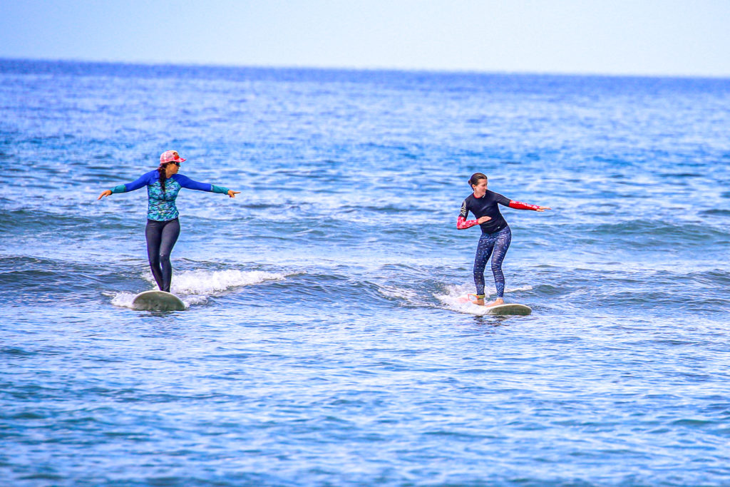 surf camp experience