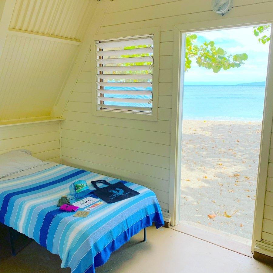 oceanfront cabin maui rentals