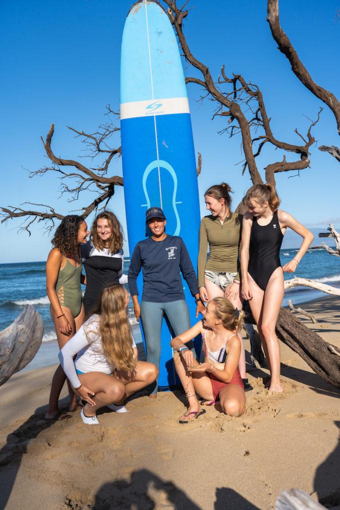 Kelsey Maui Surf Instructor