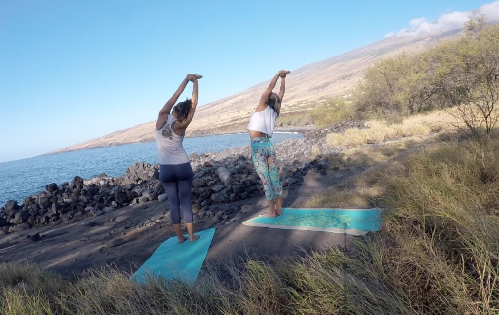 Maui Surf Yoga