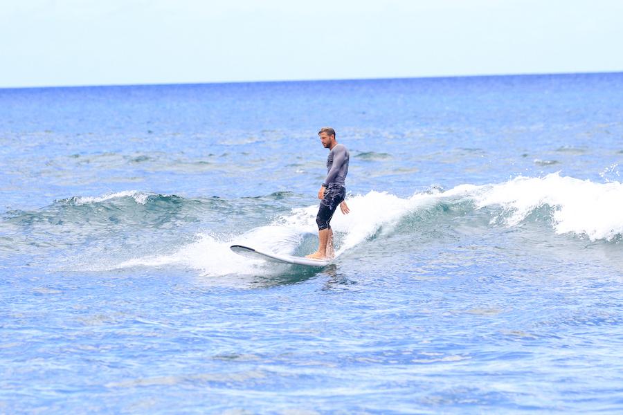 Josh Riccio Maui Surfboard Selection Tips