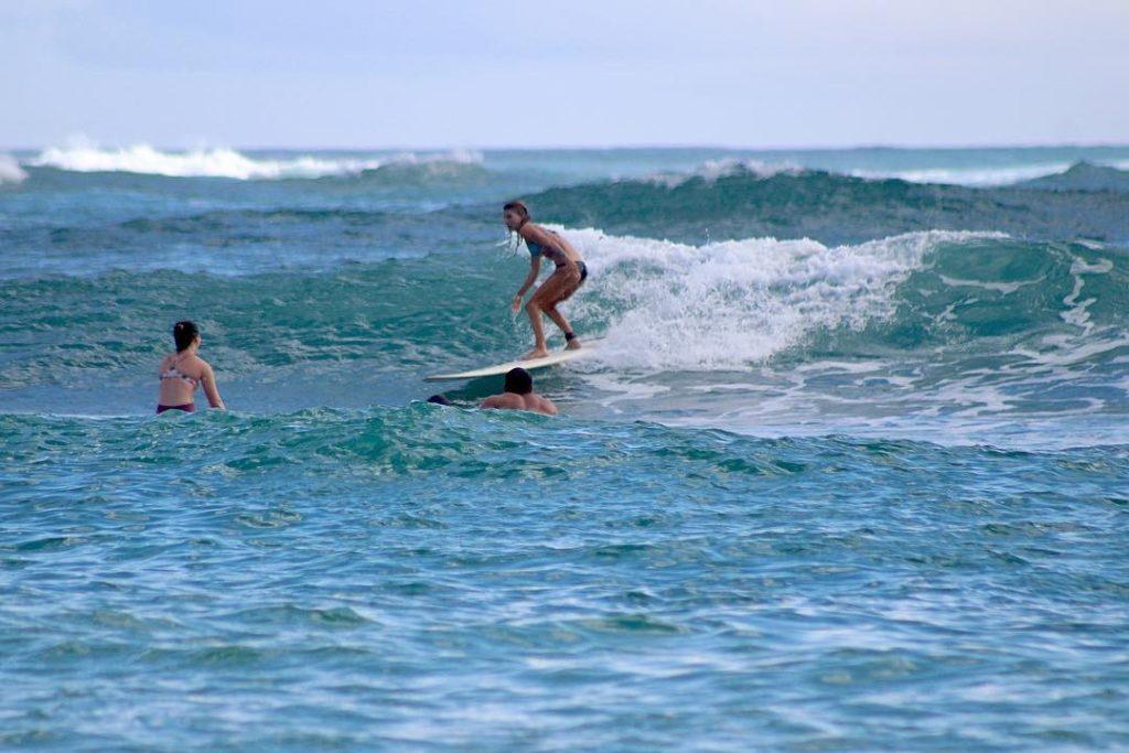 Castles Oahu Surf Beginner Surf Beach Oahu