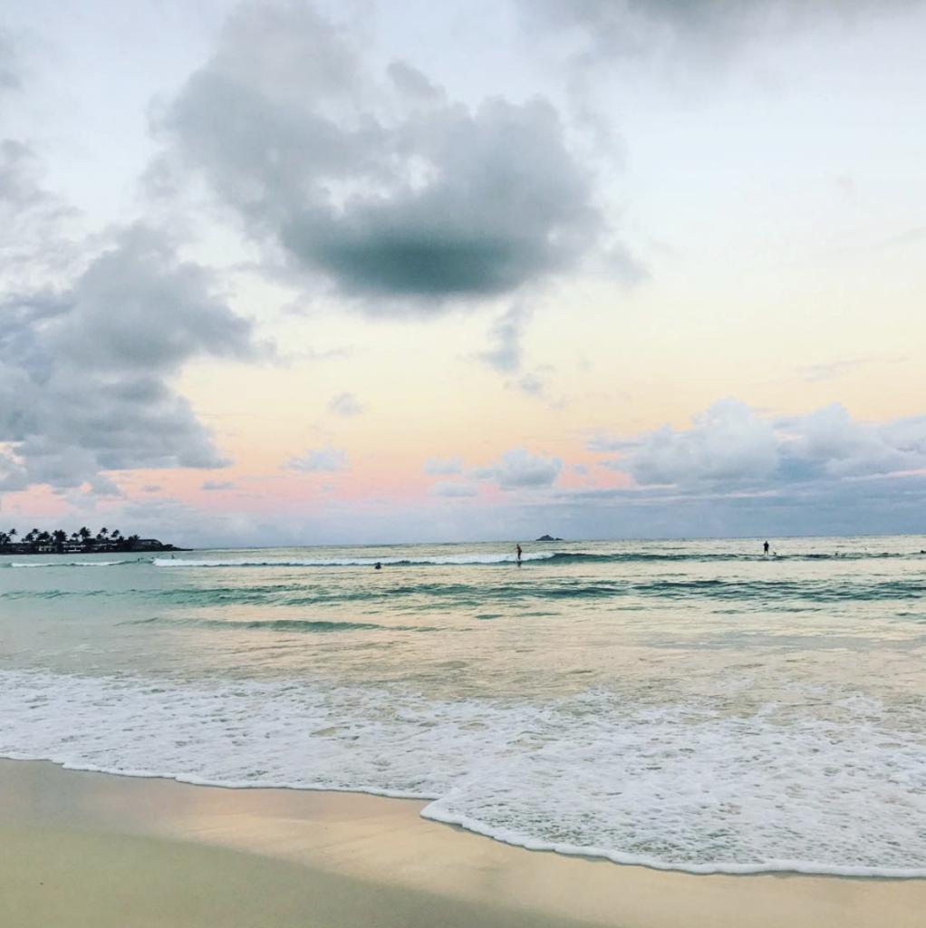 castles beach Oahu